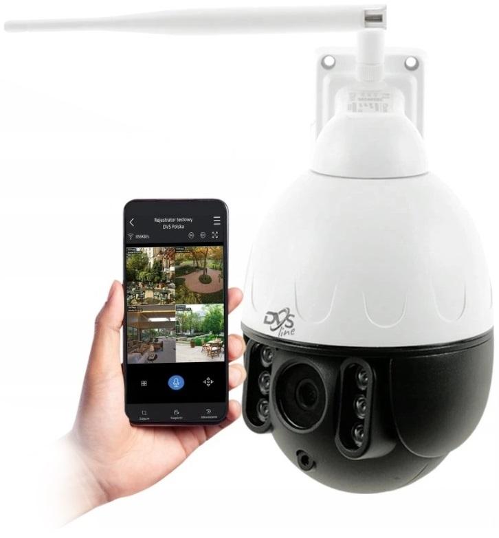 Внешняя ротационная камера IP WiFi 5MPX 2592x1944P