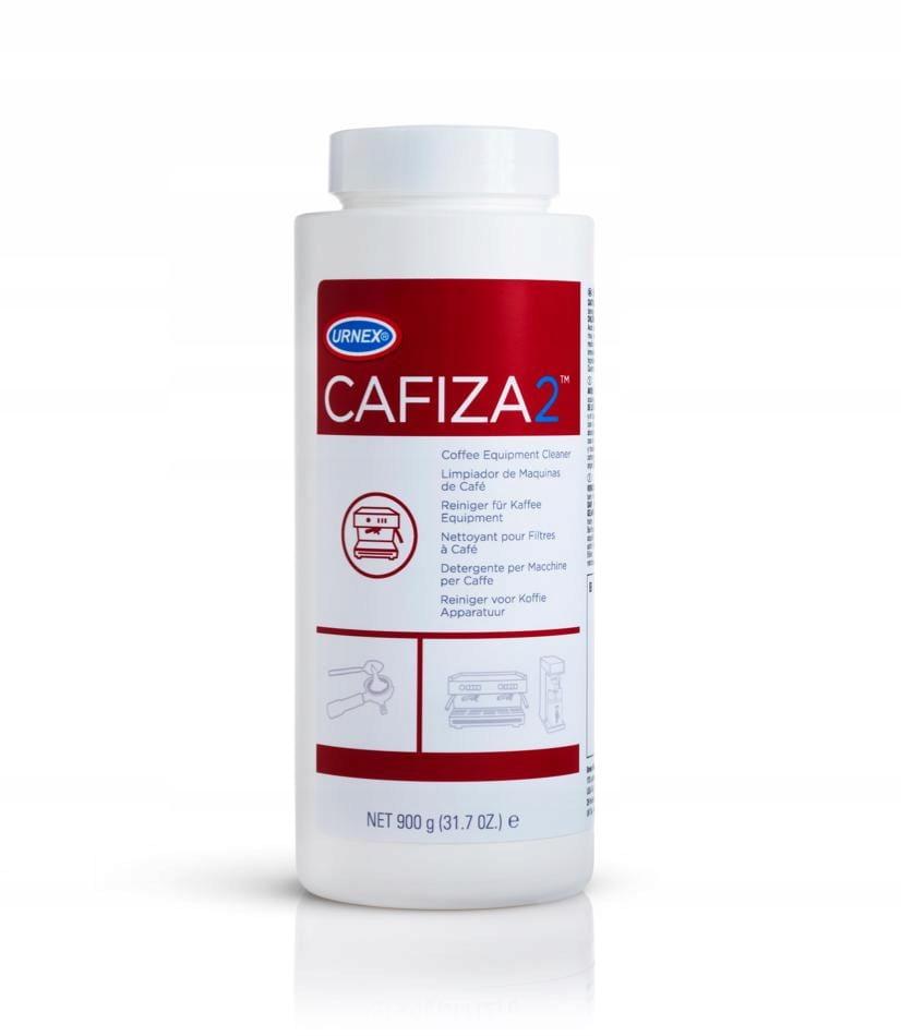 URNEX Cafiza 2 порошок для чистки экспресов