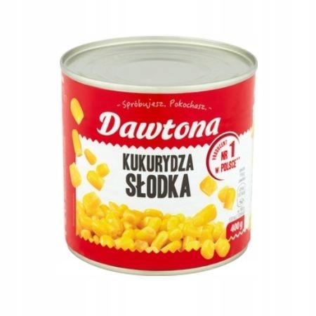 Kukurydza słodka konserwowa 400 g
