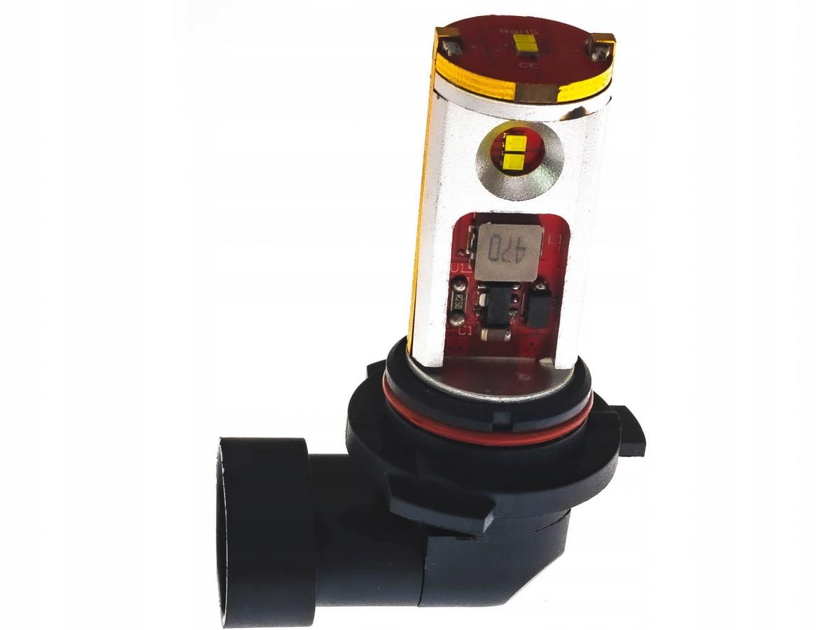 H11 / H8 - Halogeny LED - CANBUS! 5800 LM - 9/30V Typ żarówki H11