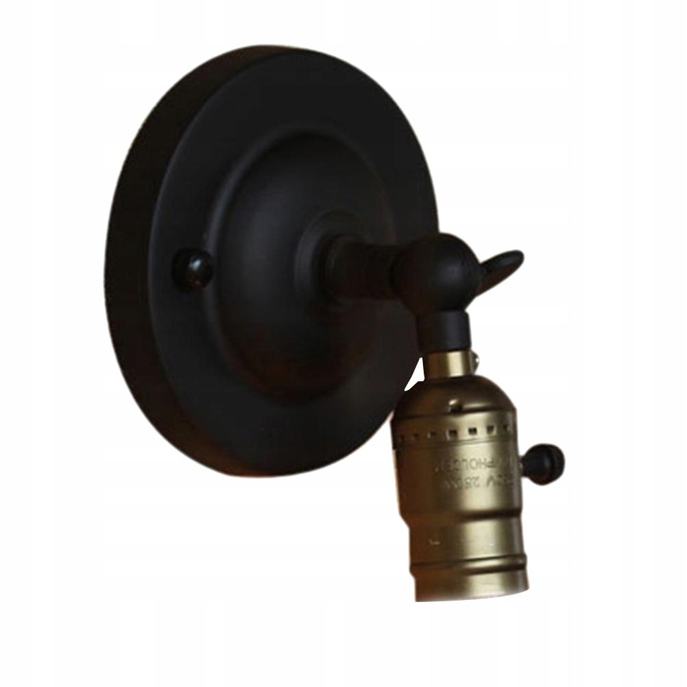 110-240V Edison Retro minimalistické závesné žiarovky