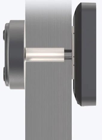 Wizjer Video do drzwi 5TECH WiFi Aplikacja Tuya Kod produktu WIZ1