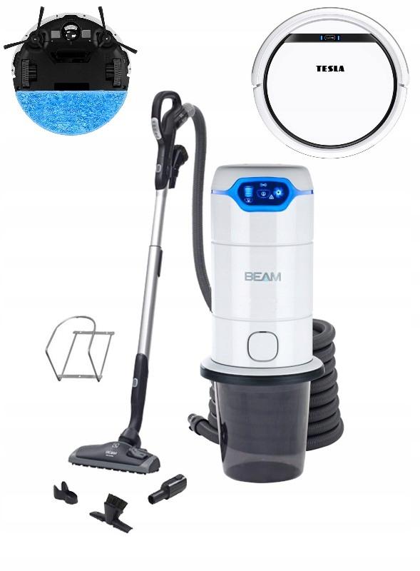 Центральный пылесос BEAM ALLIANCE625 Robot GRATIS