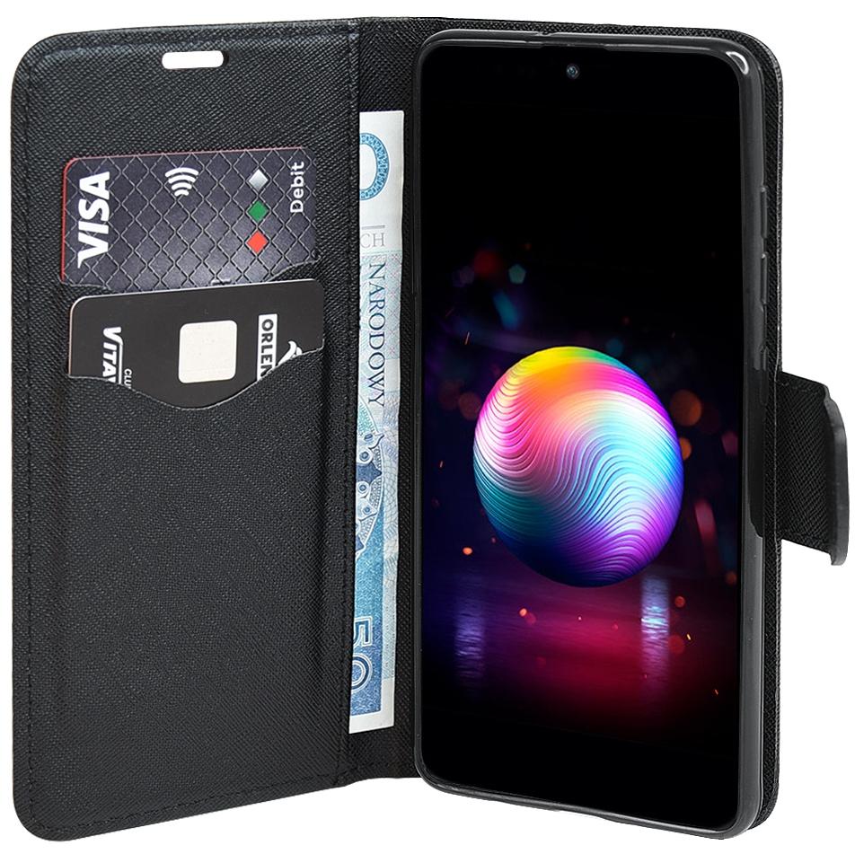 Etui do Samsung Galaxy S20 FE Fancy Case + SZKŁO Dedykowany model Samsung Galaxy S20 FE