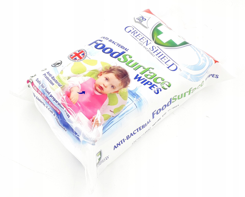 Влажные салфетки антибактериальные детей 70szt