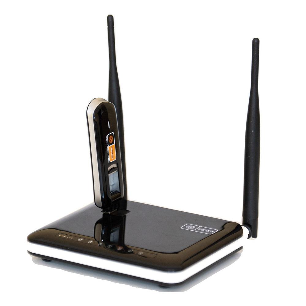 Ruter mobilny 3G 4G LTE na kartę SIM