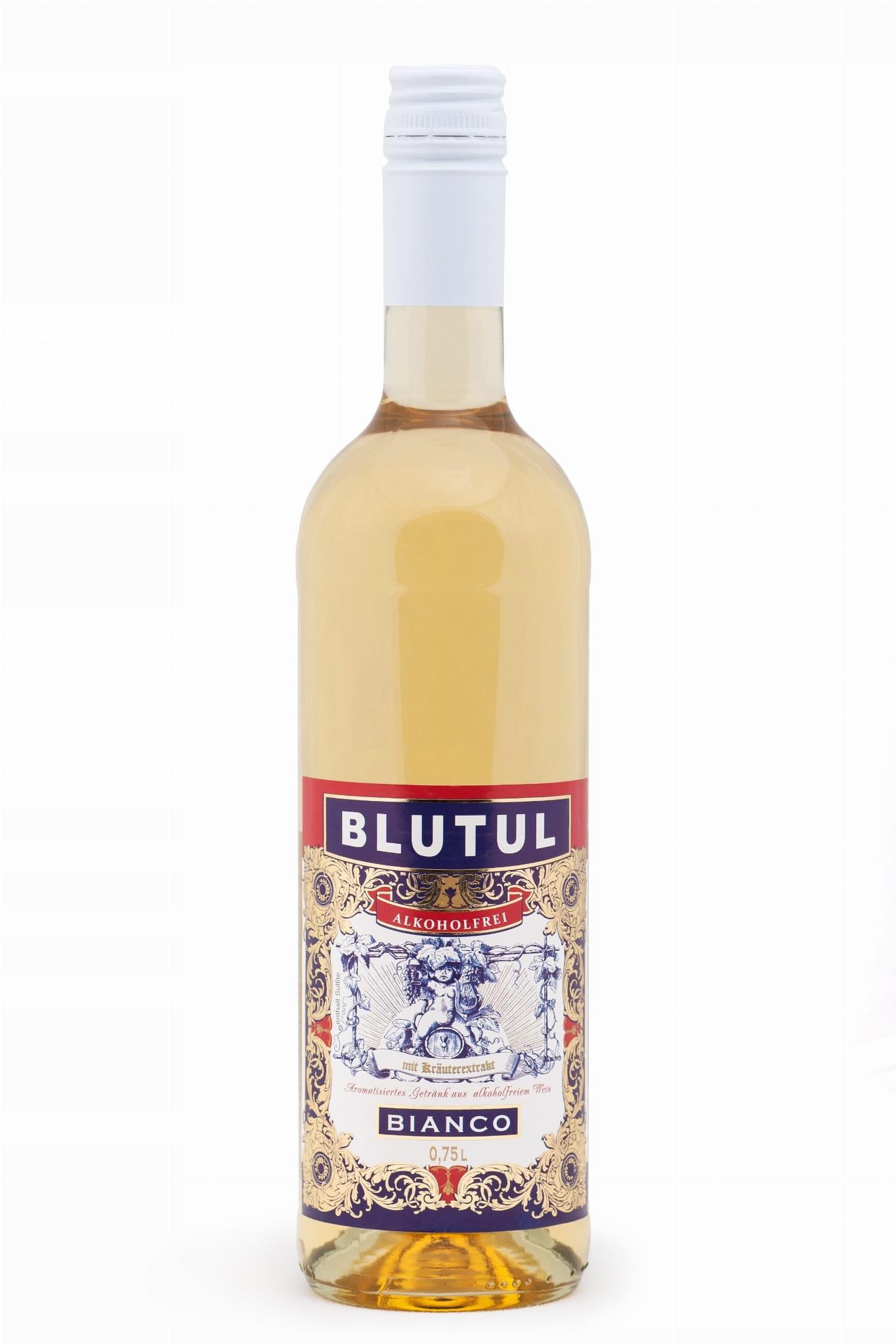 Blutul Bianco Vermouth - Wino bezalko. słodkie