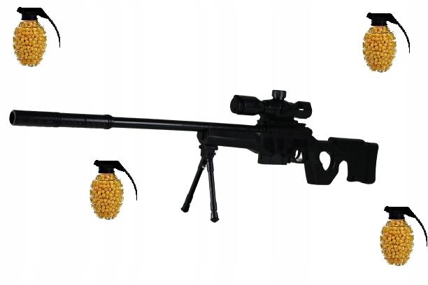 ostreľovacia puška ostreľovacia puška + KULKY ---- KW-321-1