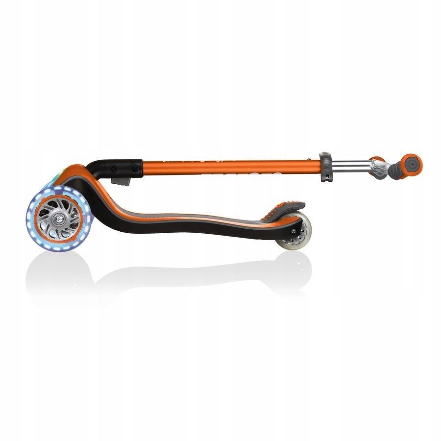 Hulajnoga 3-kołowa Globber Elite Prime Pomarańcz Rodzaj Trójkołowa
