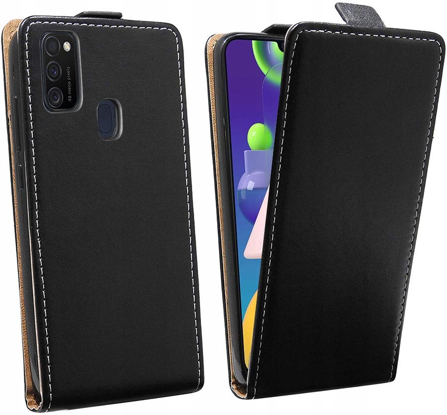 Etu Flexi Portfel + Szkło do Samsung Galaxy M21