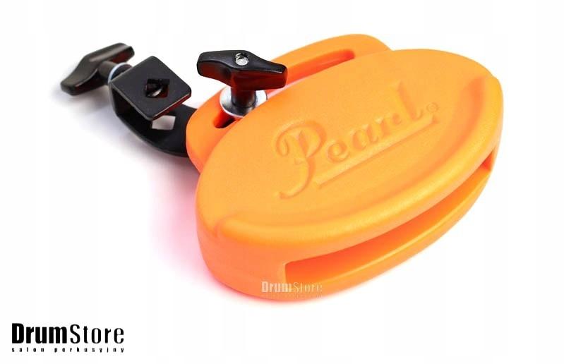 Купить Pearl Clave Block Cowbell Low pomarańczowy PBL-30 на Otpravka - цены и фото - доставка из Польши и стран Европы в Украину.