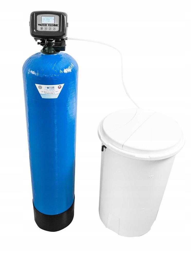 ZMIĘKCZACZ WODY WATER TECHNIC 65 UP-FLOW + DODATKI Marka Water Technic