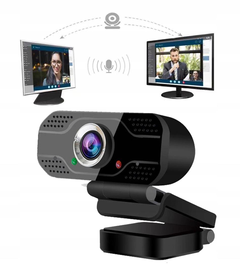 Kamerka Kamera INTERNETOWA FULL HD 1080P MIKROFON Śledzenie twarzy Nie