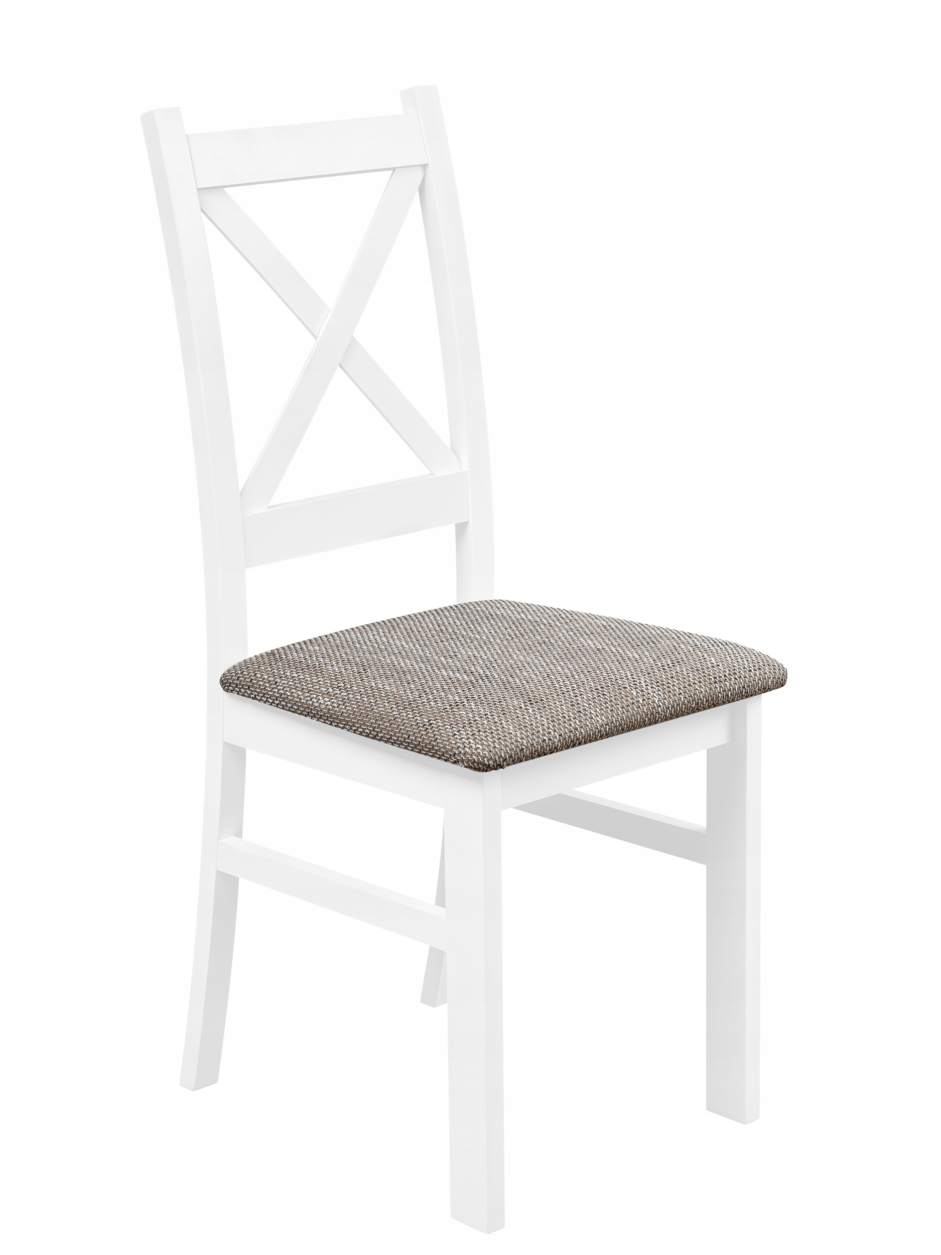 Krzesło tapicerowane do jadalni salonu kuchenne KR