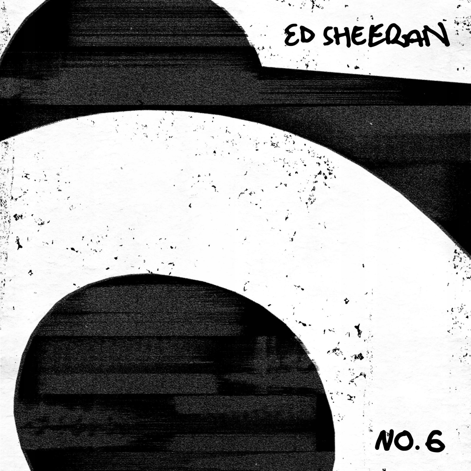 Item ED SHEERAN: NO. 6 COLLABORATION PROJECT (CD)