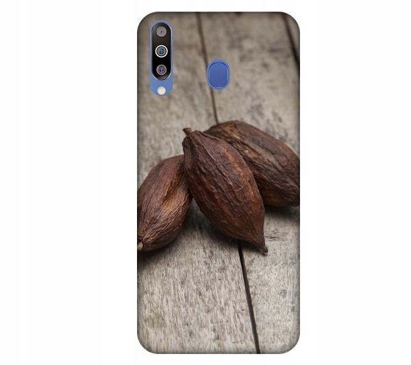 Etui pokrowiec Samsung Galaxy M30 Kakao ziarno