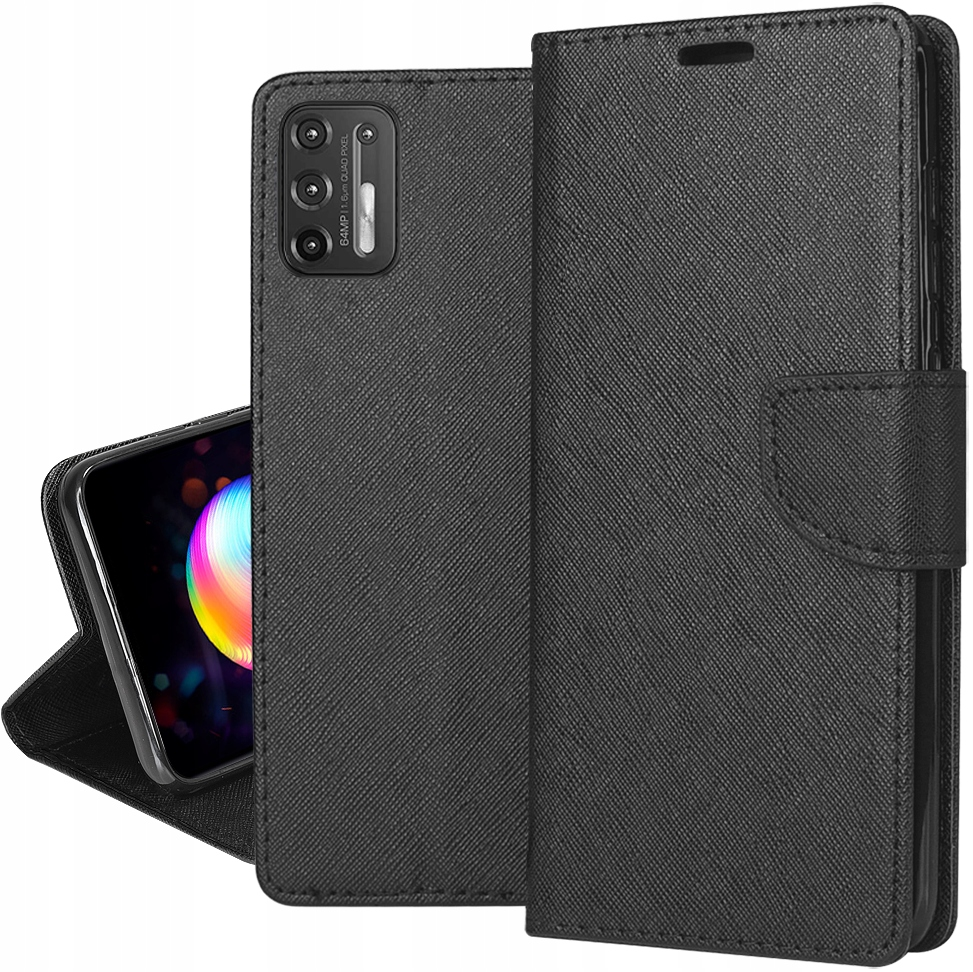 Etui do Motorola Moto G9 Plus Fancy Case + SZKŁO