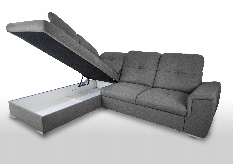 KOMFORTABLE ECKE BLANCO L - FARBEN Schlafbereich - Länge (cm) 191-200 cm