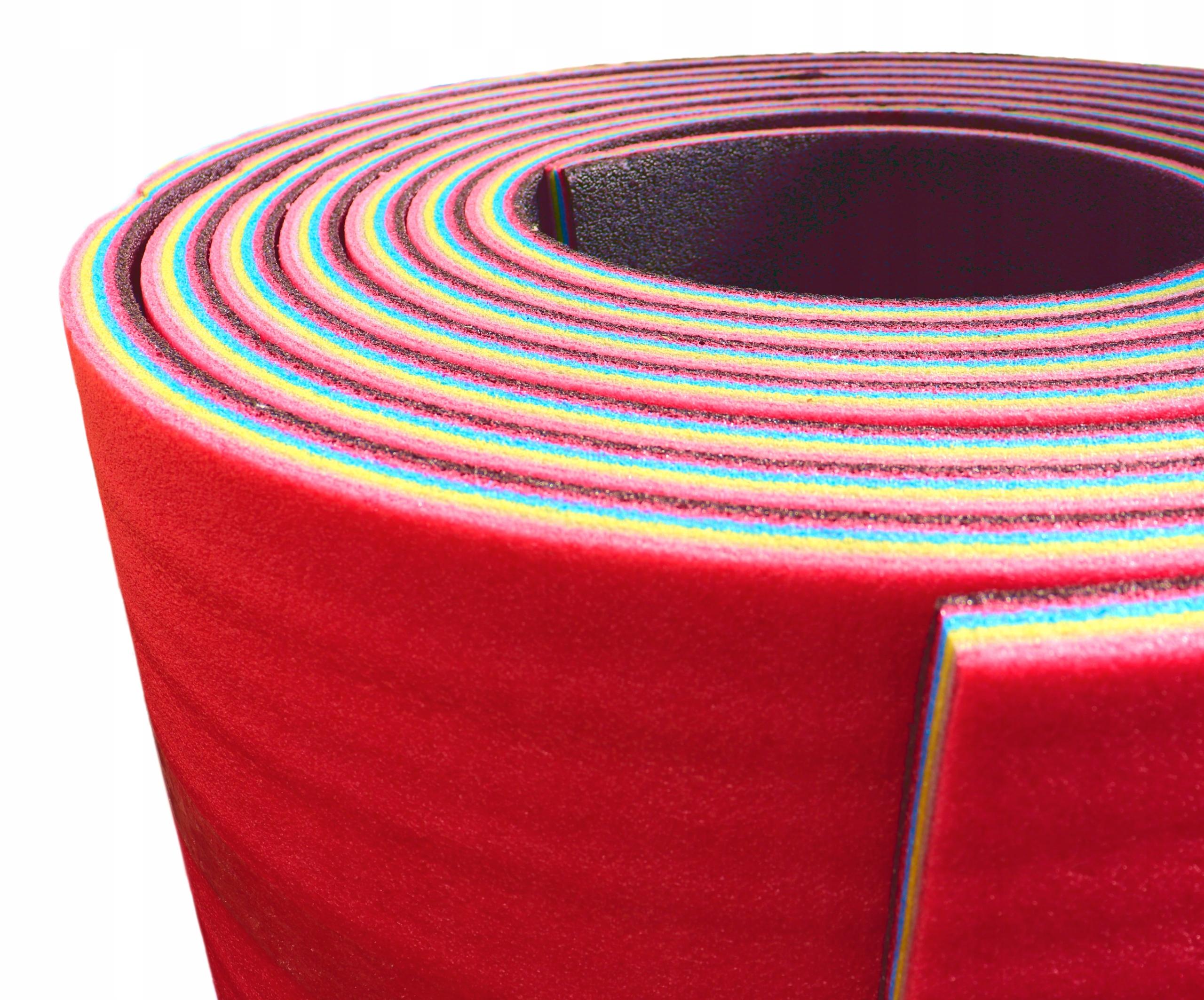 Karimata tréningová rohož MMA hrubá 3cm matracová deka