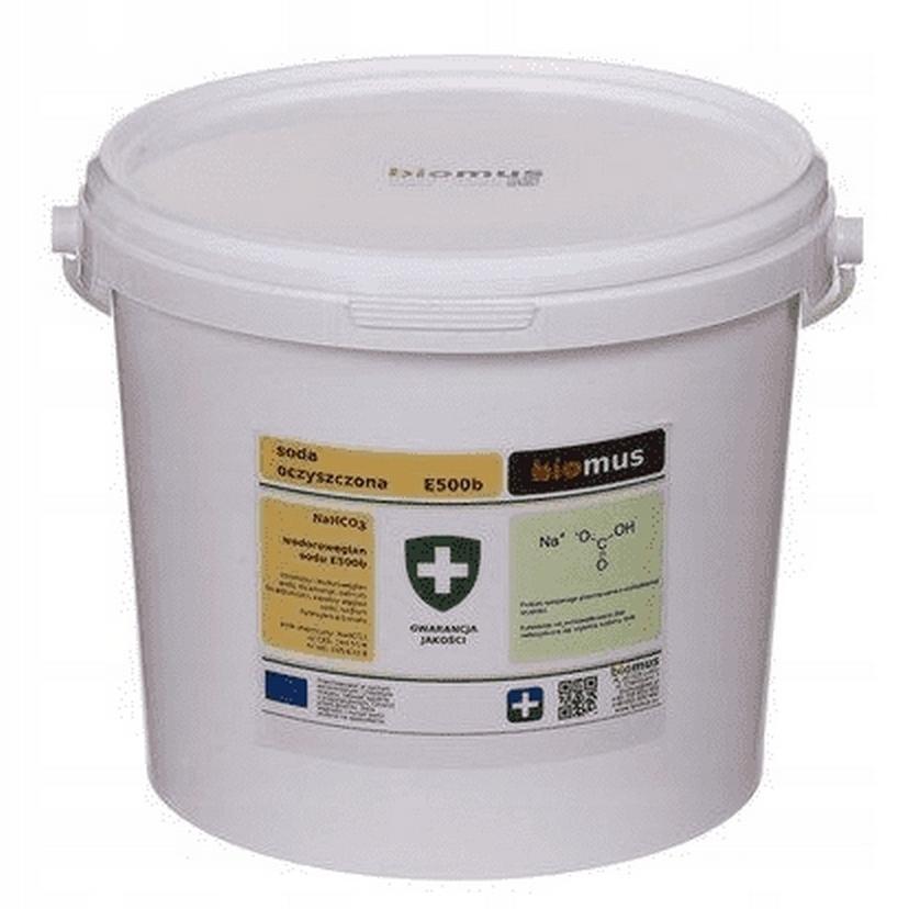 Пищевая сода ГИДРОКАРБОНАТ НАТРИЯ до 5 кг Biomus