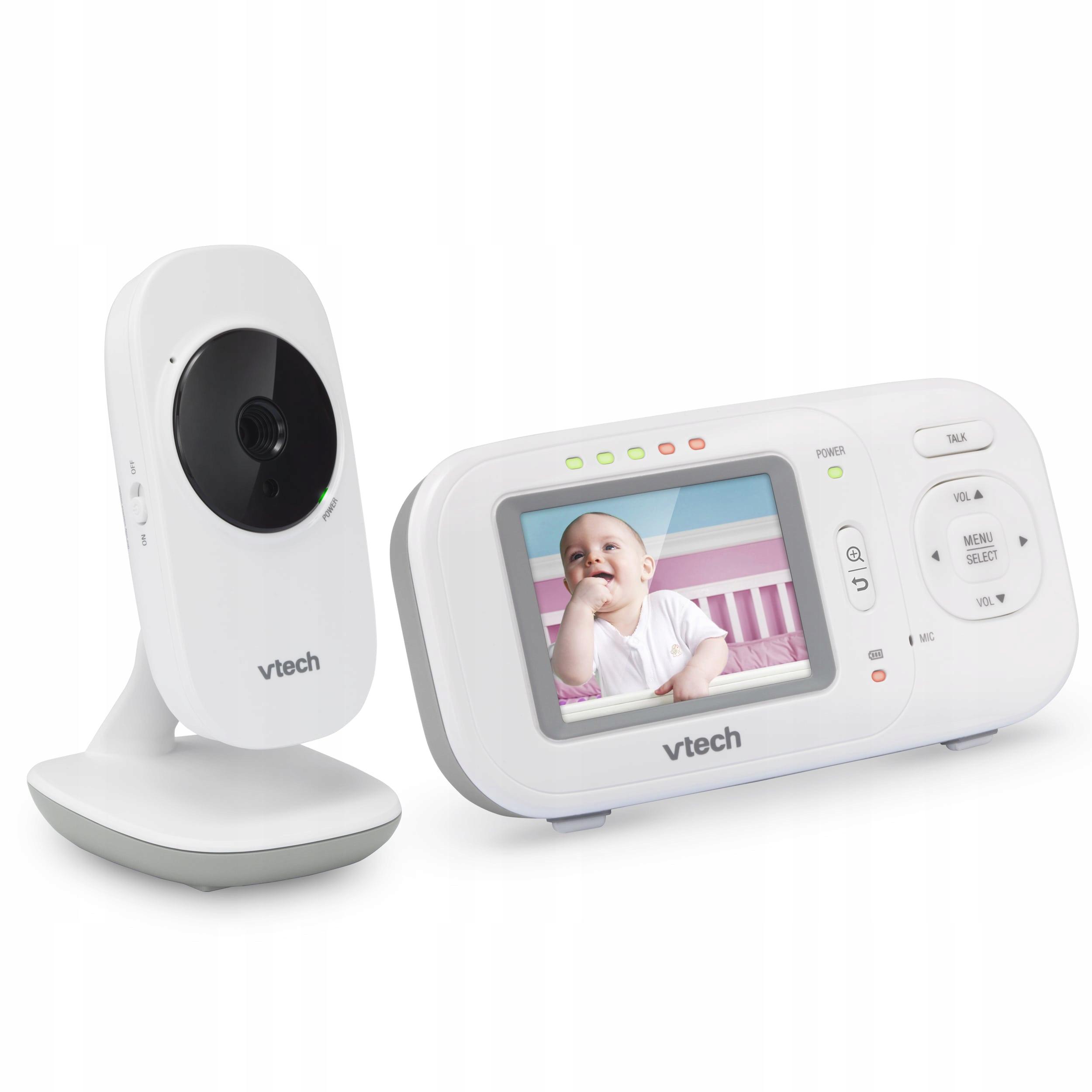 Vtech Niania Elektroniczna VM 2251 Kamera LCD