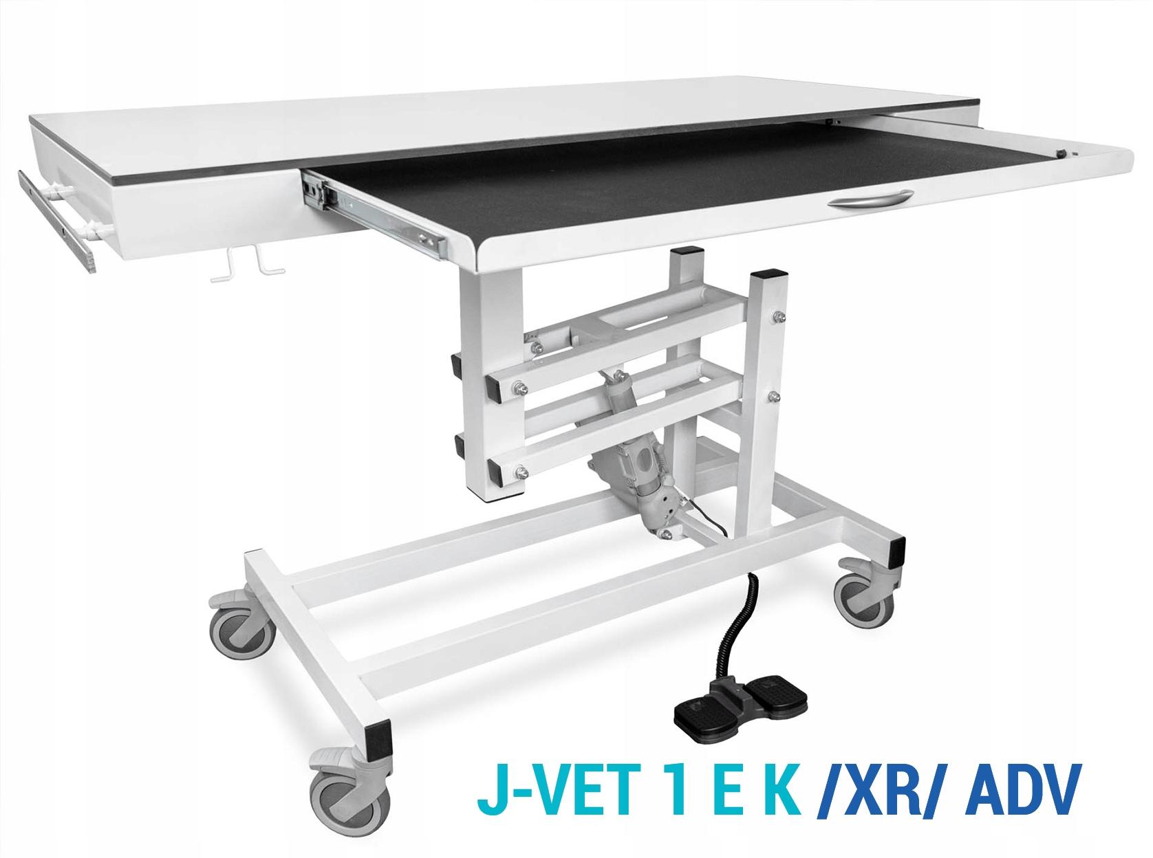 Weterynaryjny Stół RTG J-VET 1 EK /XR/ ADV