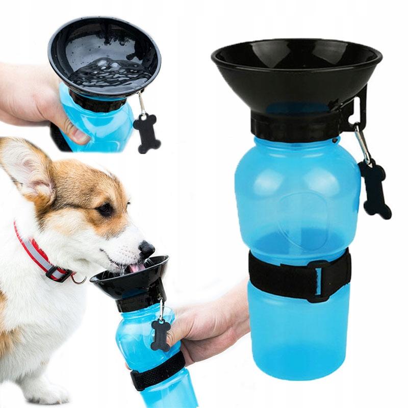 TOURIST BOTTLE Чаша для воды для собак 500 мл