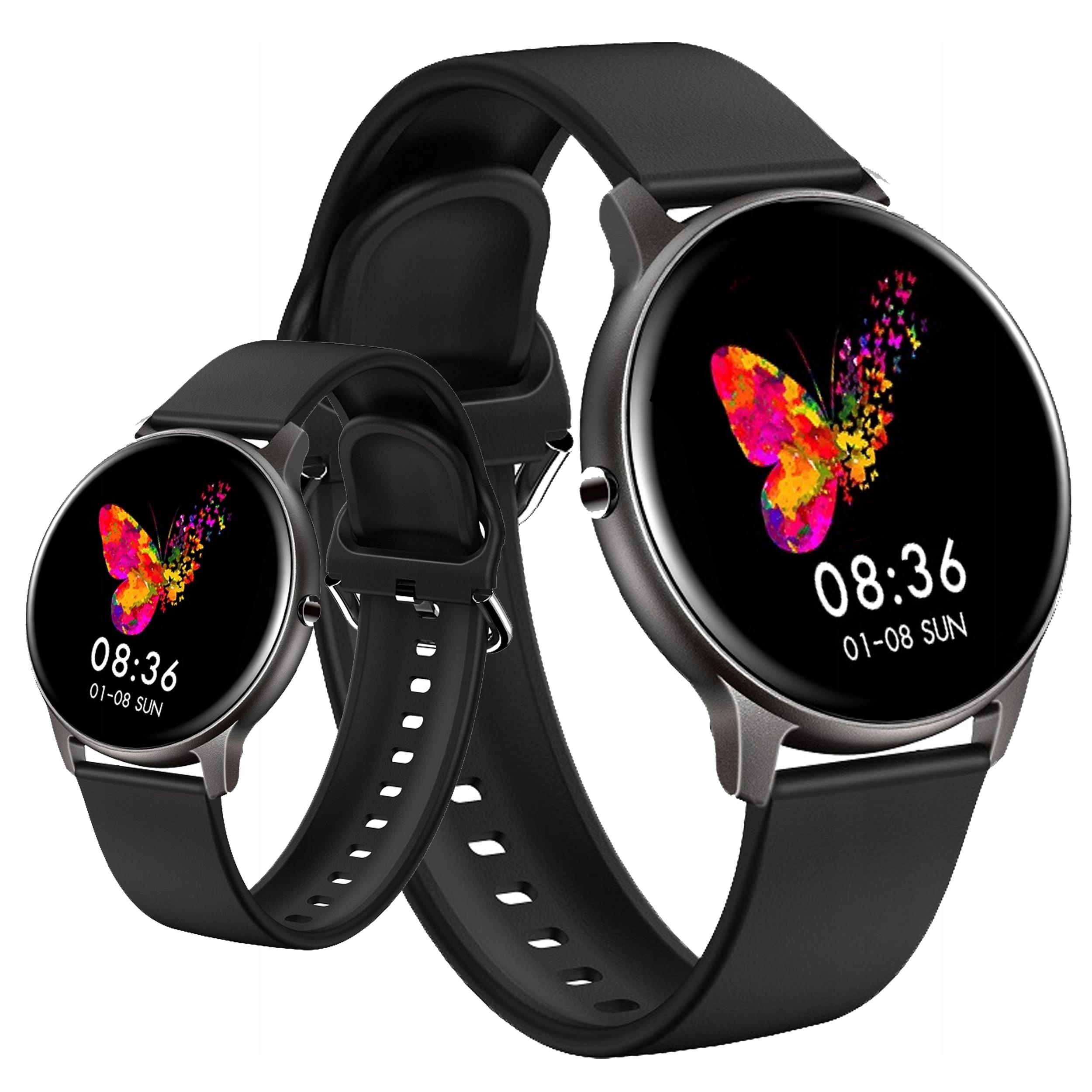 SmartWatch мужские часы для iPhone Samsung Huawei