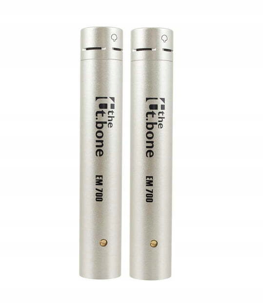Kapacitný mikrofón T.BONE EM 700 - STEREO