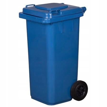 Kosz na śmieci pojemnik na odpady 120l