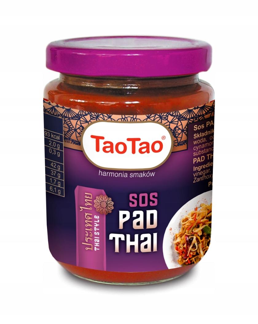 Пад Тай ТаоТао паста и соус из свинины