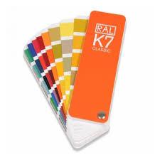 Трафарет RAL K7 CLASSIC - 213 цветов