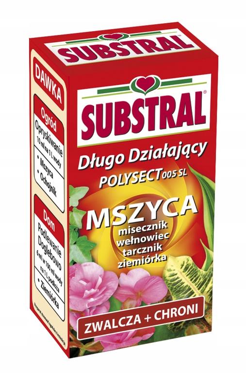 Polysect 25ml препарат на ziemiórki борется с тлей