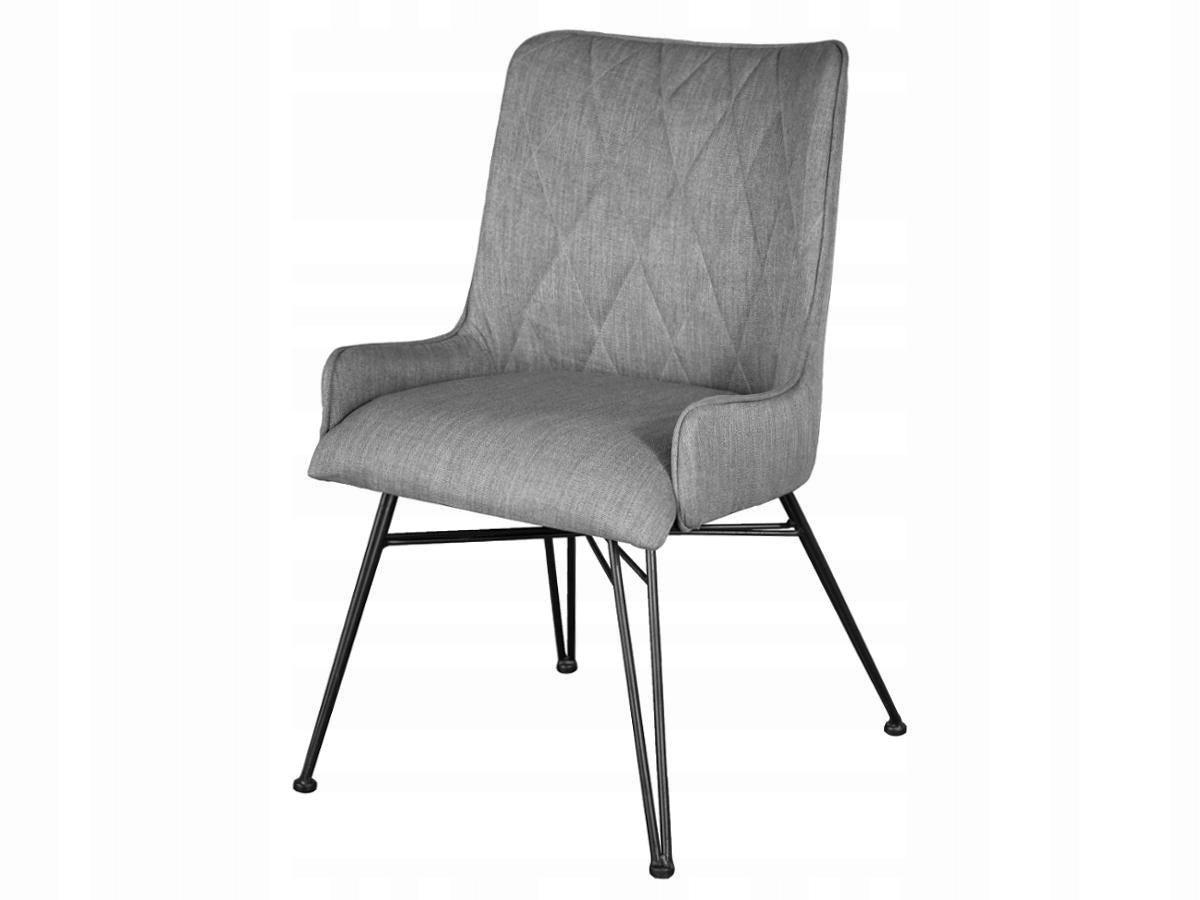 Čalúnená stolička Adesso D03B Retro