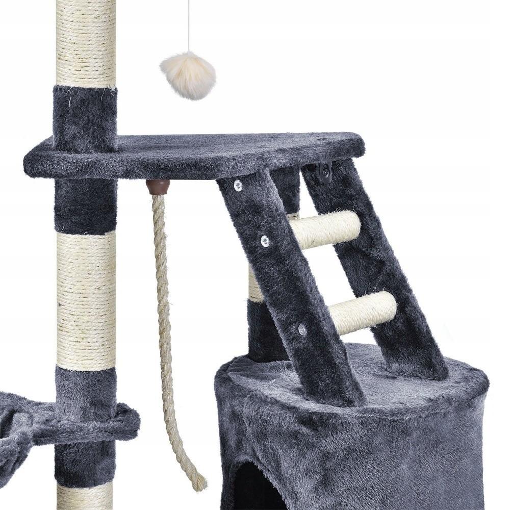 Drapak dla kota DUŻY wieża legowisko domek Marka inna
