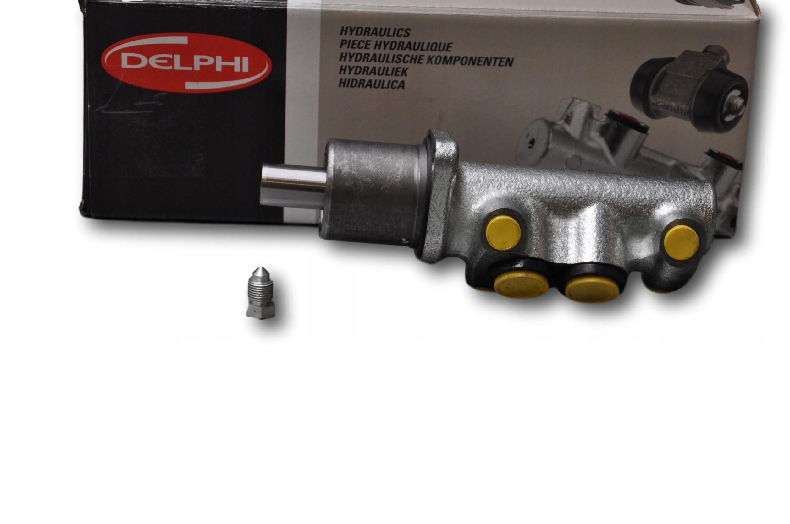 delphi насос тормозной цилиндр volvo s60 s80 v70 xc70 98-1