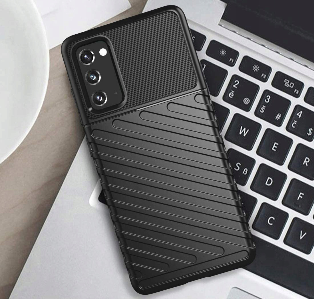 Etui do Samsung Galaxy S20 FE Pancerne Case +Szkło Producent INNY