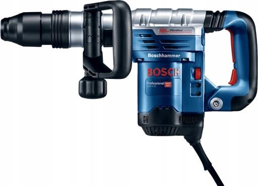 Ударный отбойный молоток BOSCH SDS-MAX GSH 5 CE 1150W