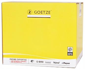 комплект колец поршня goetze 08-146100-00