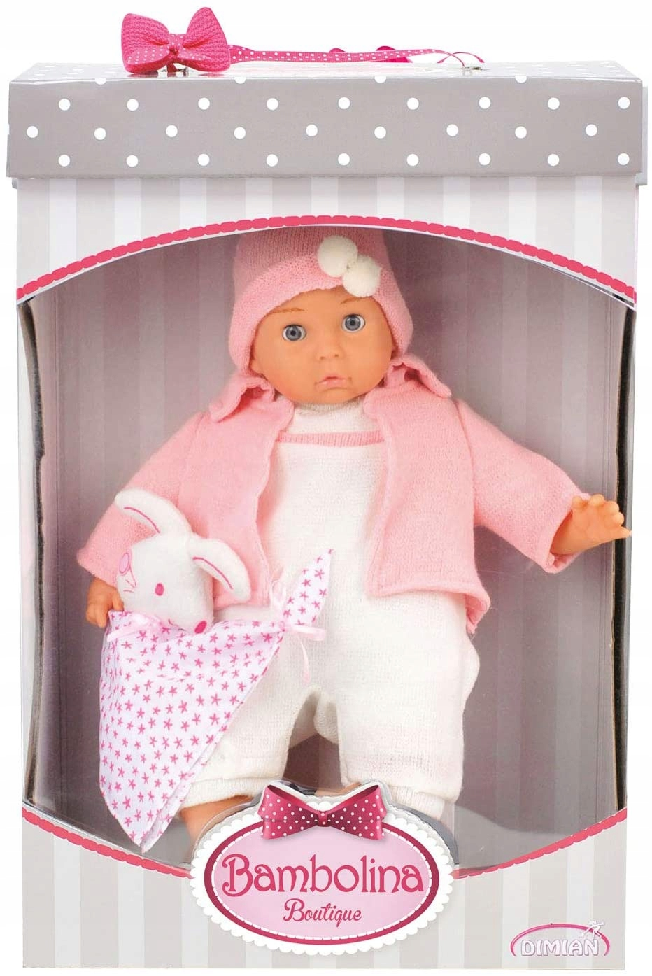 SMILY PLAY BAMBOLINA Boutique Doll Baby