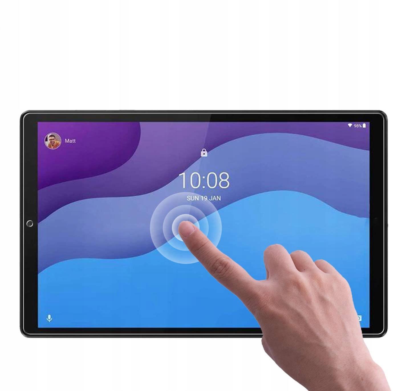Szkło Hartowane do Lenovo Tab M10 2nd GEN 10.1 Waga produktu z opakowaniem jednostkowym 0.2 kg