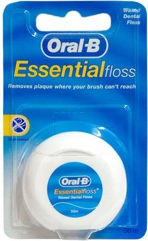 Купить ORAL-B Essential Floss 50 м. на Otpravka - цены и фото - доставка из Польши и стран Европы в Украину.