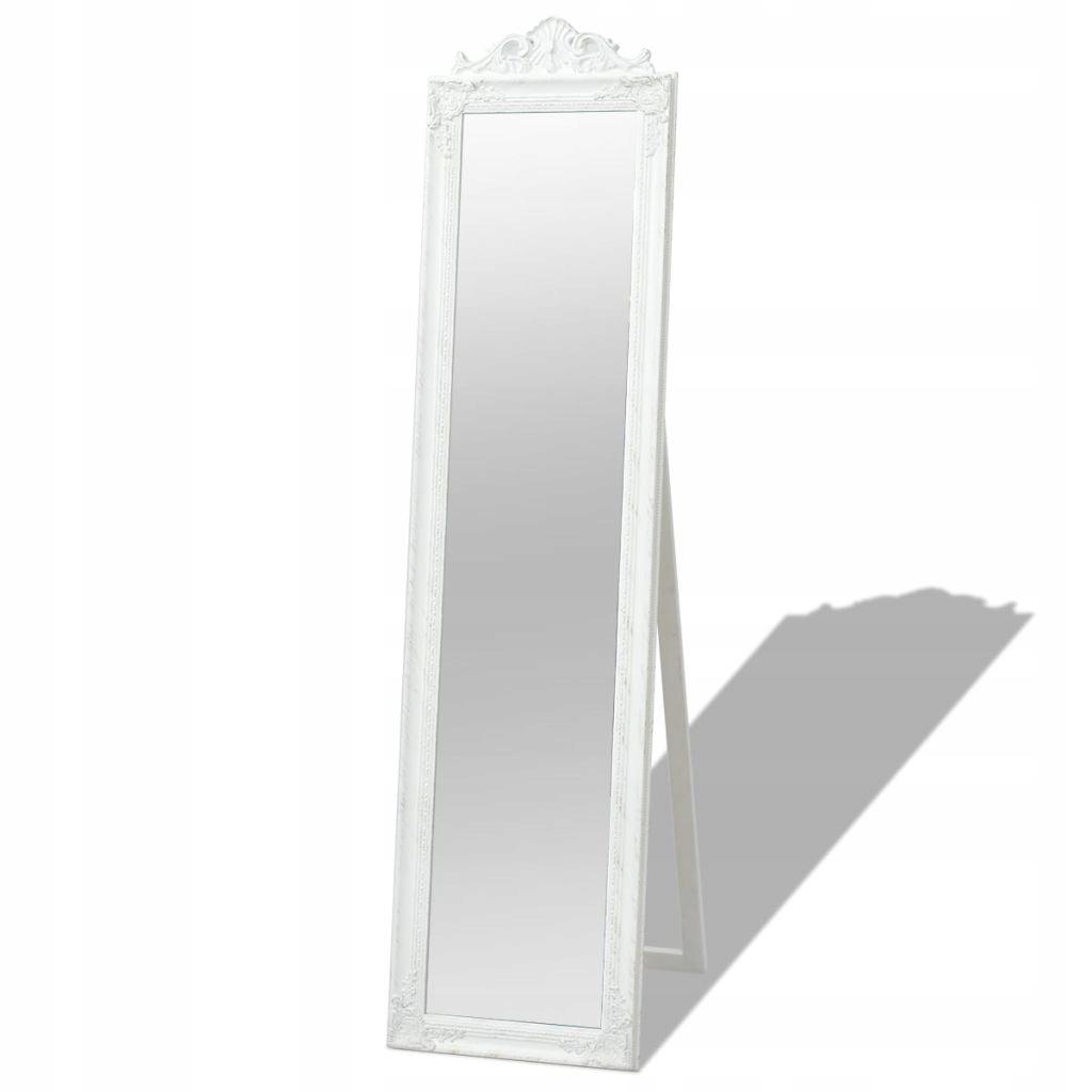 Samostatne stojace zrkadlo v barokovom štýle