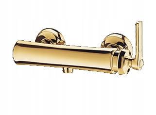 Retro exponovaná sprchová batéria ARMANCE zlatá