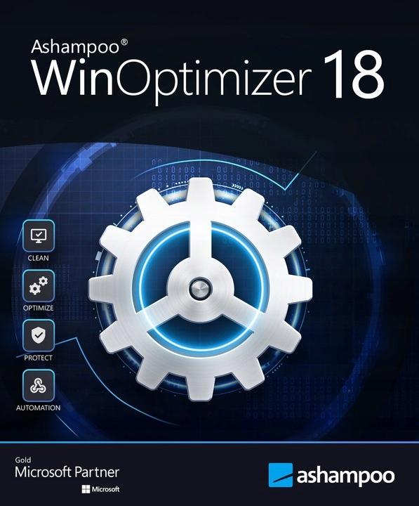 Ashampoo WinOptimizer 18 + Acronis True Image 2021 Producent Inny