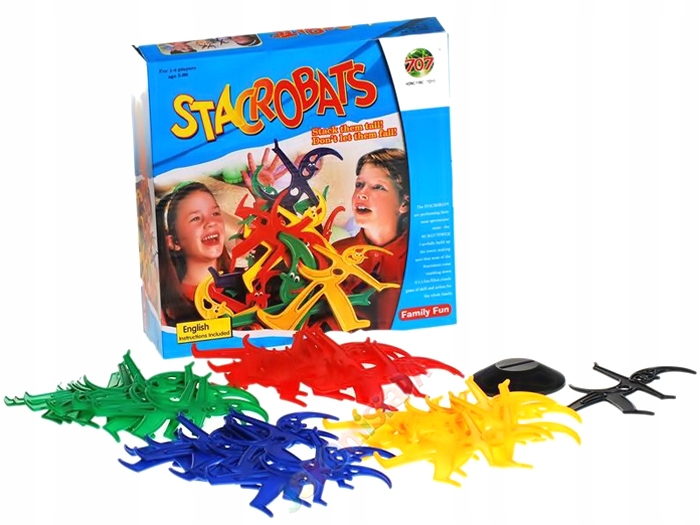 Stacrobats Space Adventure Great Game GR0013