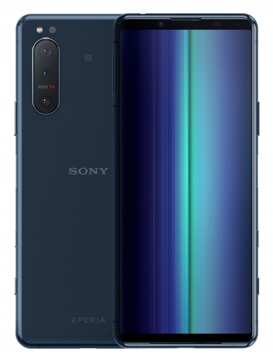Smartfon Sony Xperia 5 Ii Niebieski 9865310107 Sklep Internetowy Agd Rtv Telefony Laptopy Allegro Pl