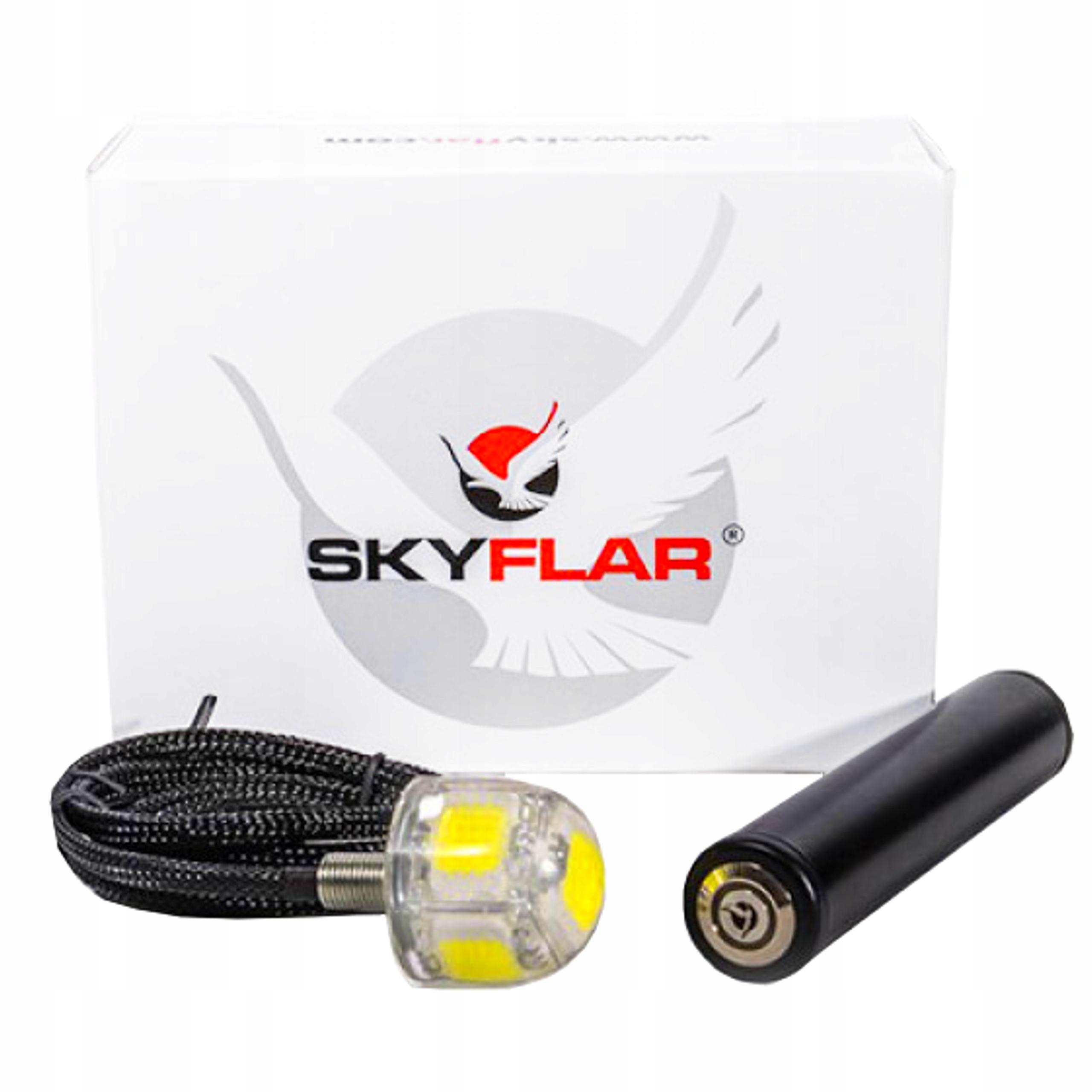 Multifunkčný flash LED Skyflar St-201