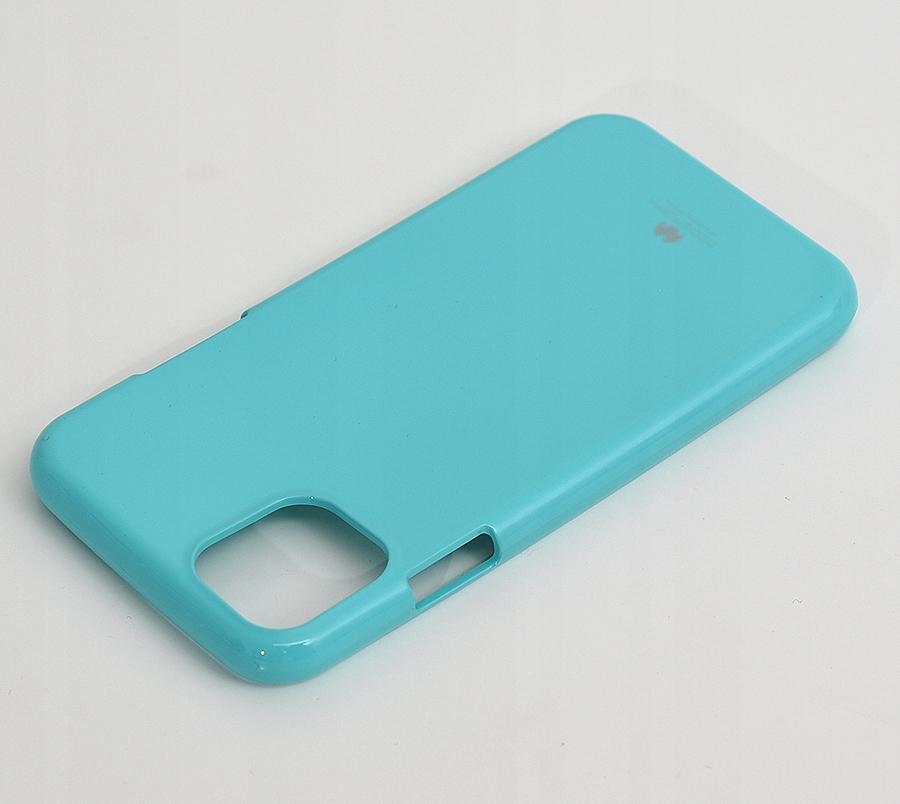 Etui MERCURY do iPhone 11 CASE + SZKŁO 9H Dedykowany model iPhone 11