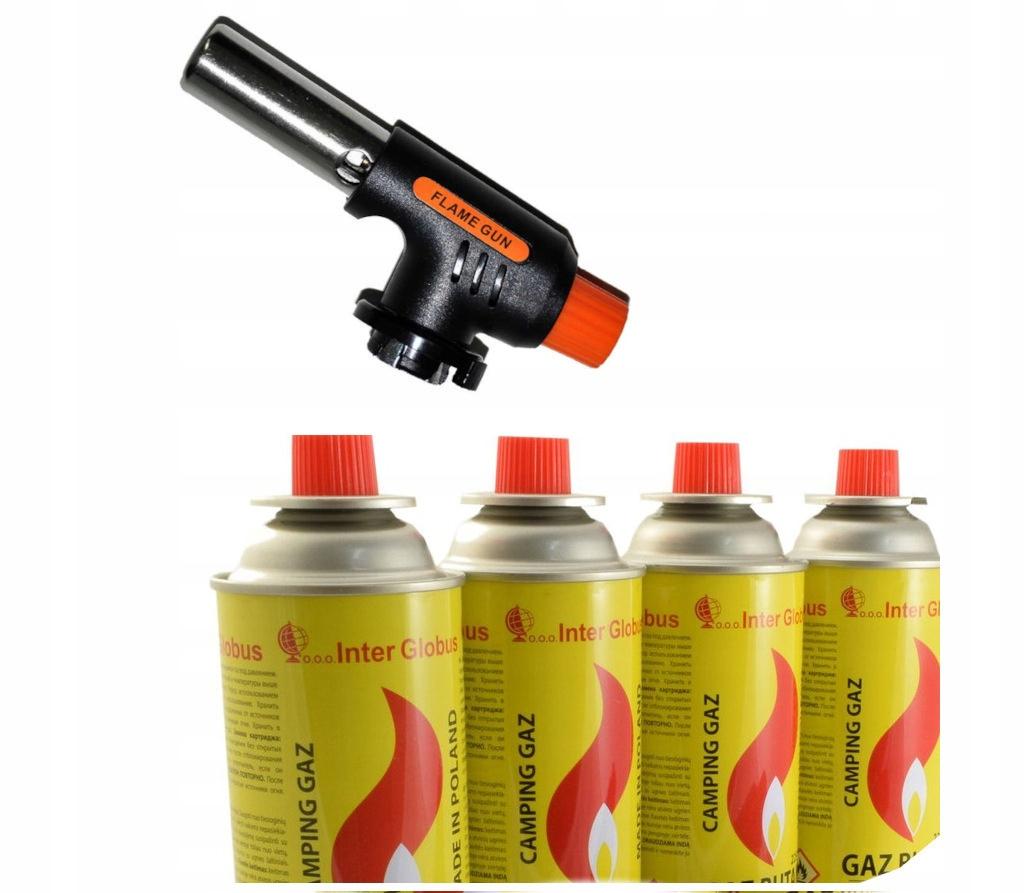 Газовая горелка MULTI 1300 Cylinder + 4X ГАЗОВЫЙ КАРТРИДЖ